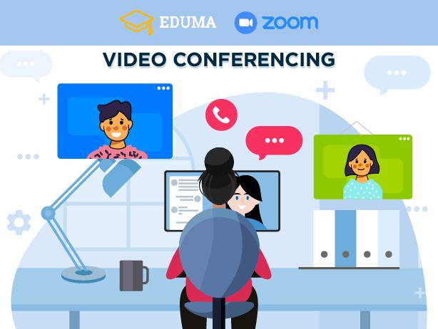 zoom integration with learnpress eduma