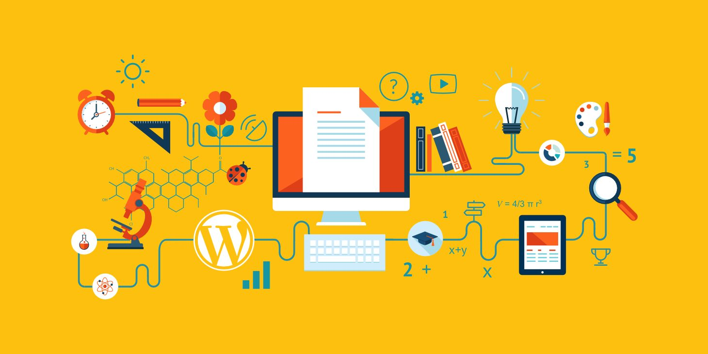 5 reasons to choose wordpress as your lms