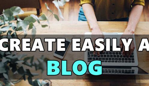 WordPress Blog – Create a Blog easily with WordPress Theme