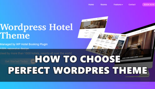 How to Choose Perfect WordPress Theme for Small Business Website