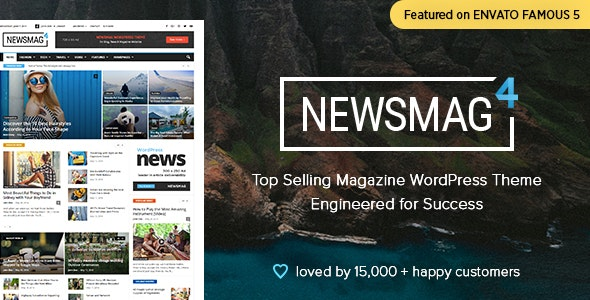 newmag theme