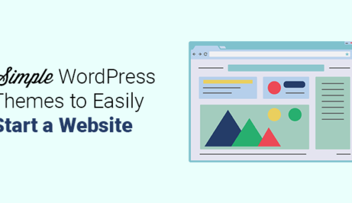 Simple WordPress Themes – The Best for Your 2021