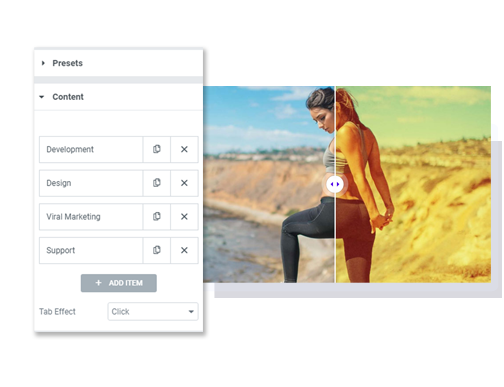 Image Hover Effects-Master Addons for Elementor