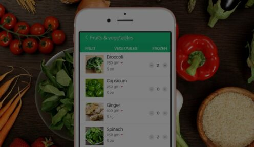 White Label Online Ordering Platform For Food, Grocery Many More
