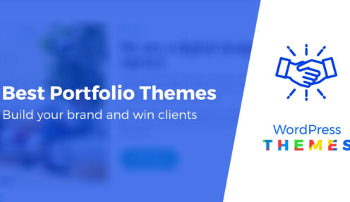 Simple Portfolio WordPress themes for Everyone
