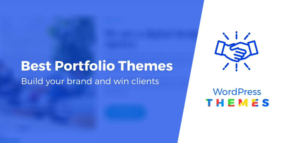 wordpress porfolio themes