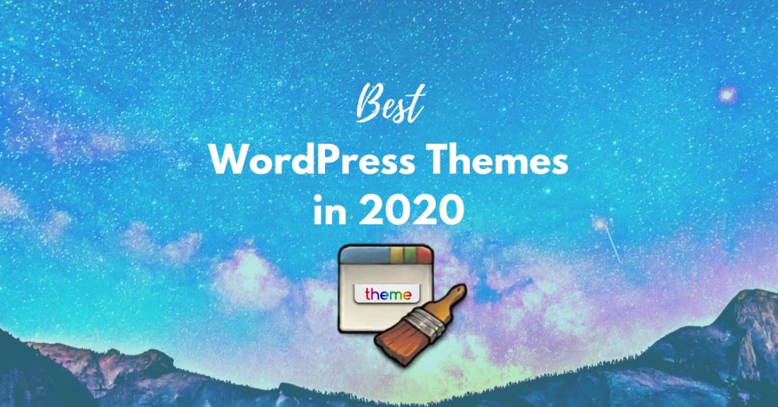 Best WordPress Themes in 2020