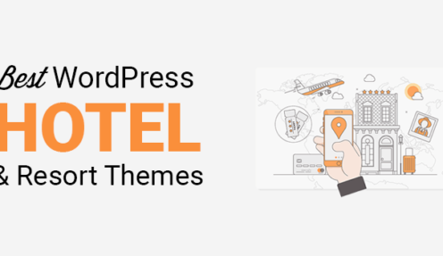 Top 8 Ideal Hotel WordPress Themes 2020