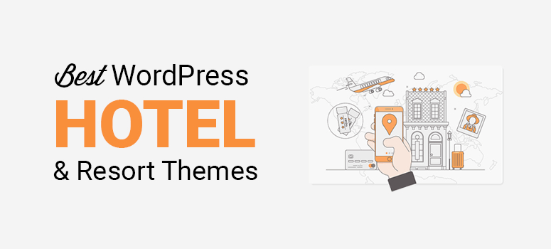 Hotel WordPress Themes
