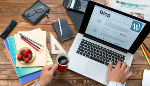 Simple and Personal Blog WordPress Themes