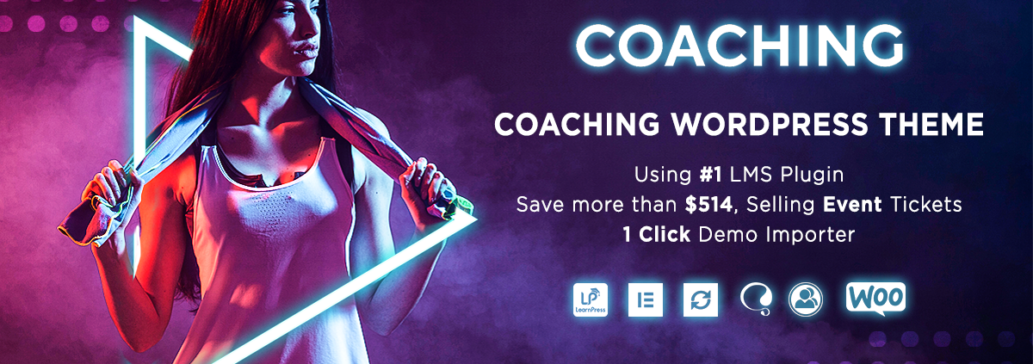 Coaching WP Theme Review: Build Amazing Speaker and Life Coach Site