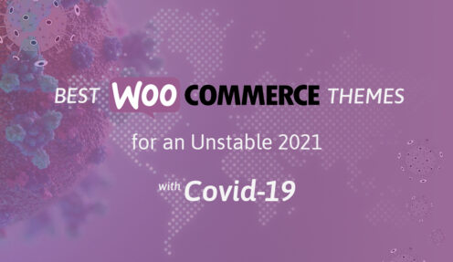 Best WooCommerce Themes for an Unstable 2021 with Covid-19