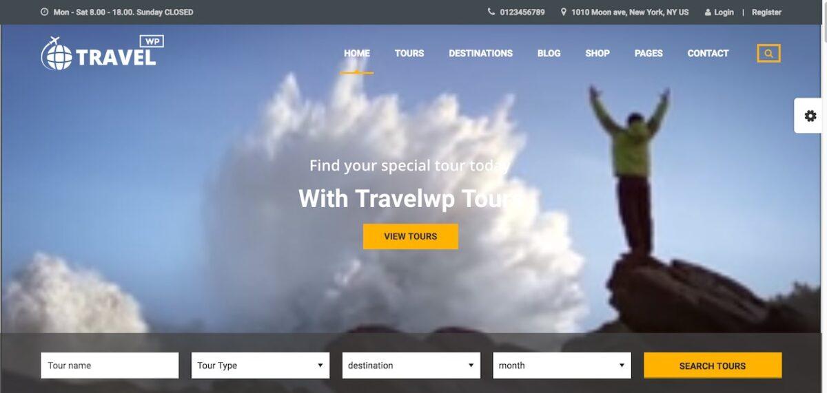 travelwp travel wordpress theme