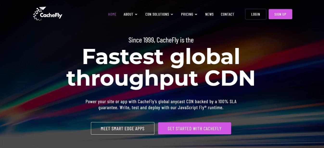 CacheFly CDN Providers