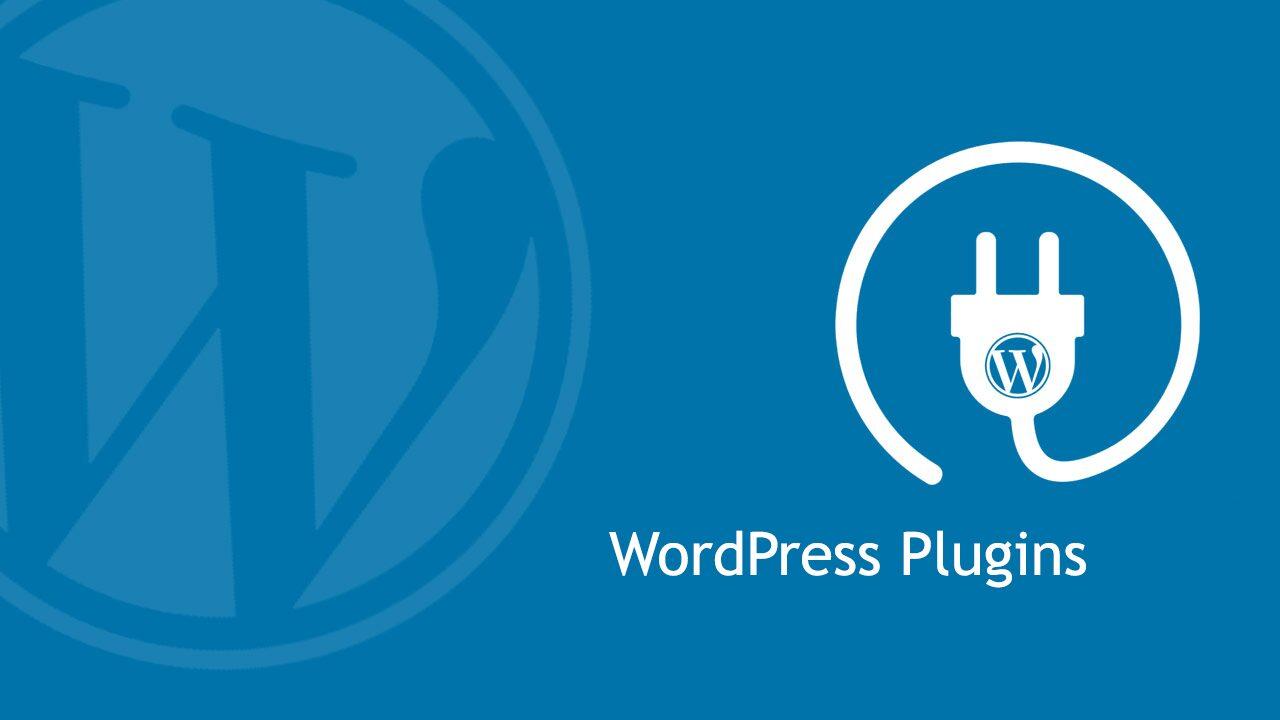 wordpress plugins
