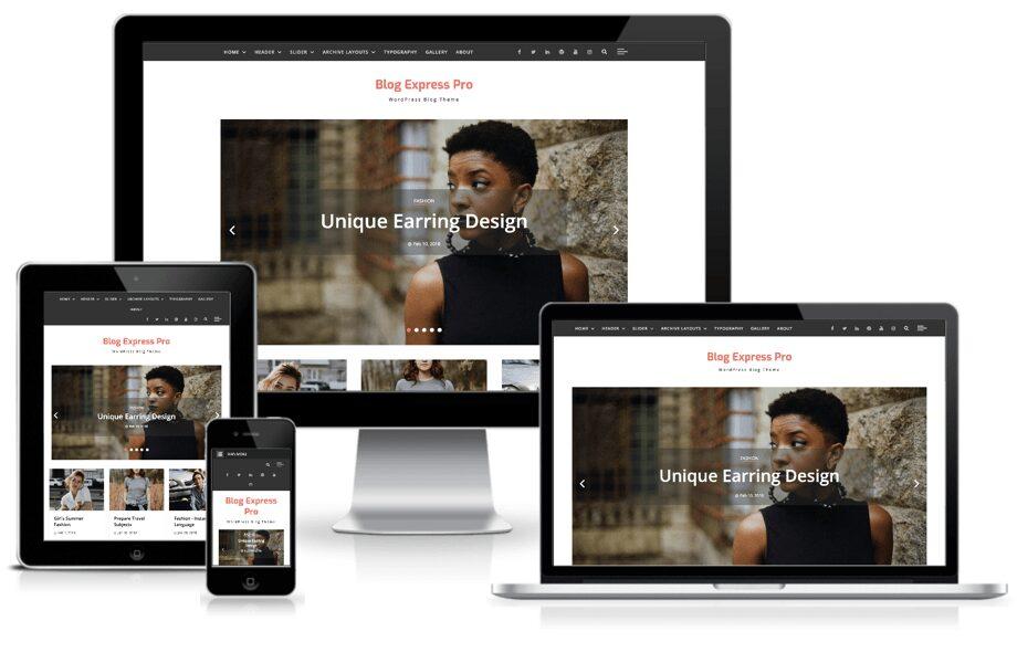 Blog Express Pro