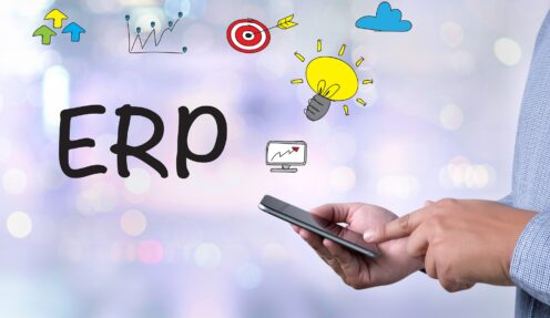 Easy Billing And Inventory Management With ERP For Retail Business