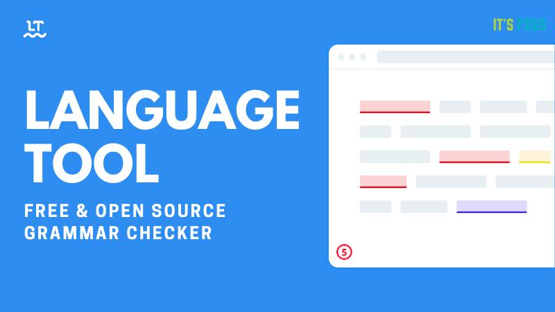 language tool grammar checker