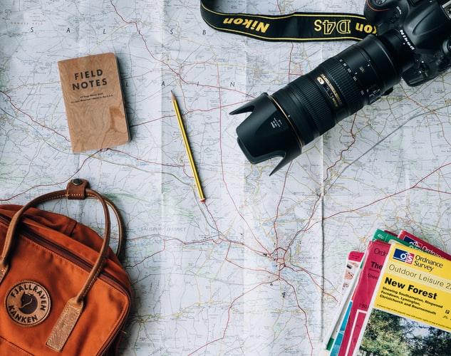 travel blogs theme