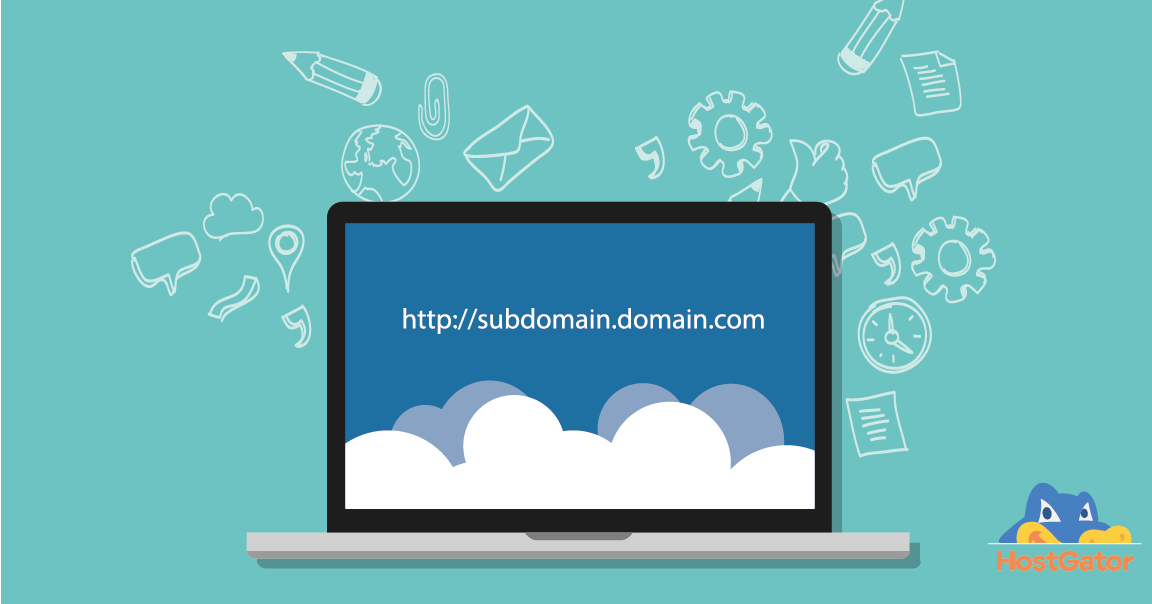 what is a subdomain