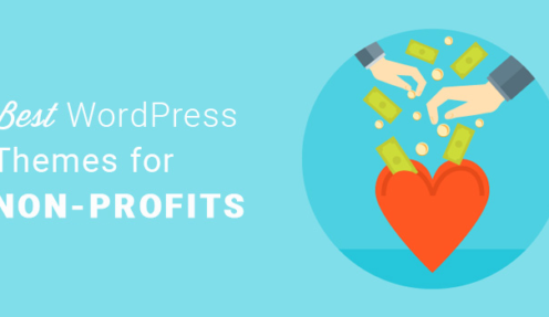 Top Charity WordPress Themes for NGO