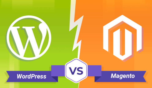 WordPress vs Magento – Which e-commerce platform should be chosen?