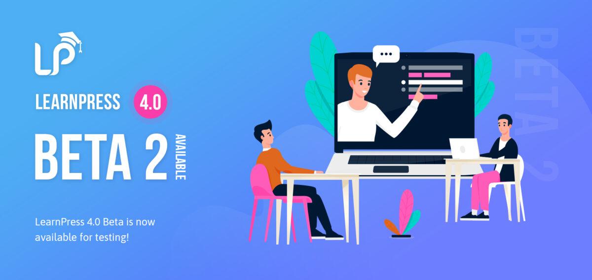 LearnPress 4.0 beta2 final