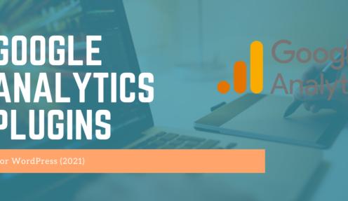Best Google Analytics Plugins for WordPress in 2021 (Expert Pick)