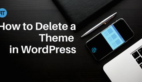 3 Useful Ways to Delete WordPress Theme (2021)