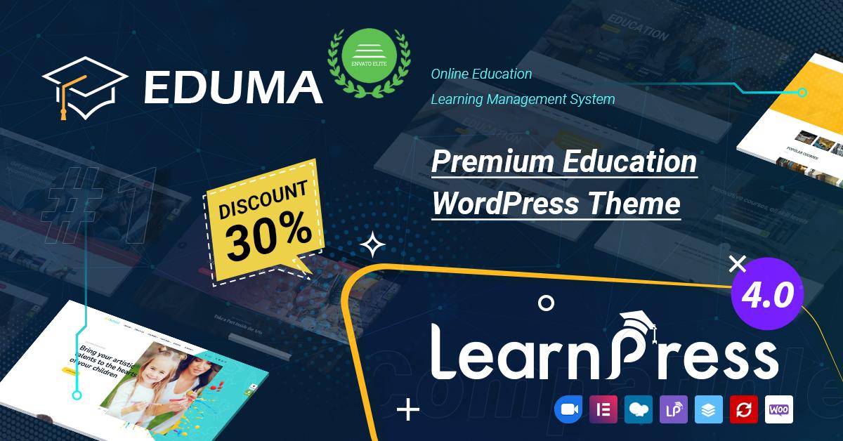 Eduma off 30%