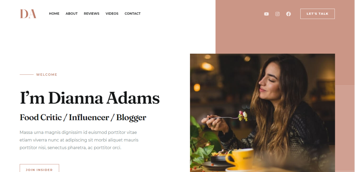 astra free wordpress themes for blogs