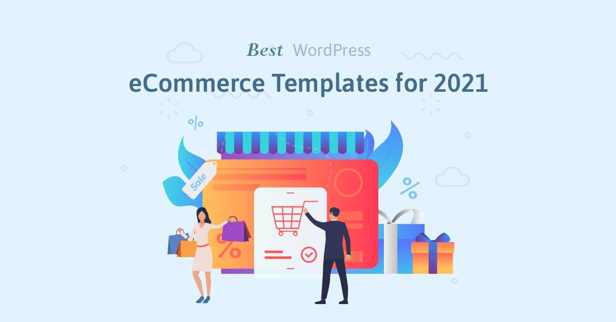 wordpress ecommerce templates