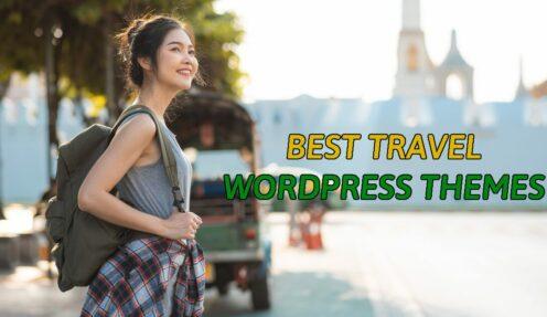 Best Travel WordPress Themes for Luxury Hotel