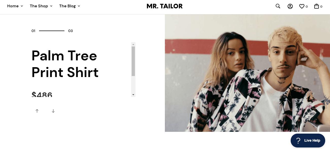 mr tailor