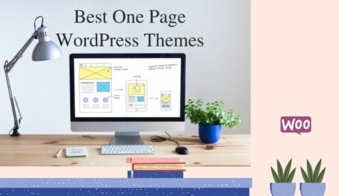 8+ Best One Page WordPress Themes in 2021