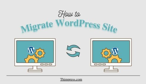How to Migrate WordPress Site to Another Host (Simple Steps)