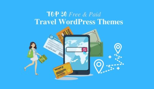 Top 30 Travel WordPress Themes for 2021 (Expert-Picked)
