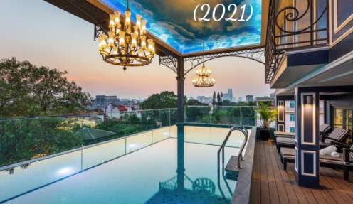 Best Hotel WordPress Theme (2021)