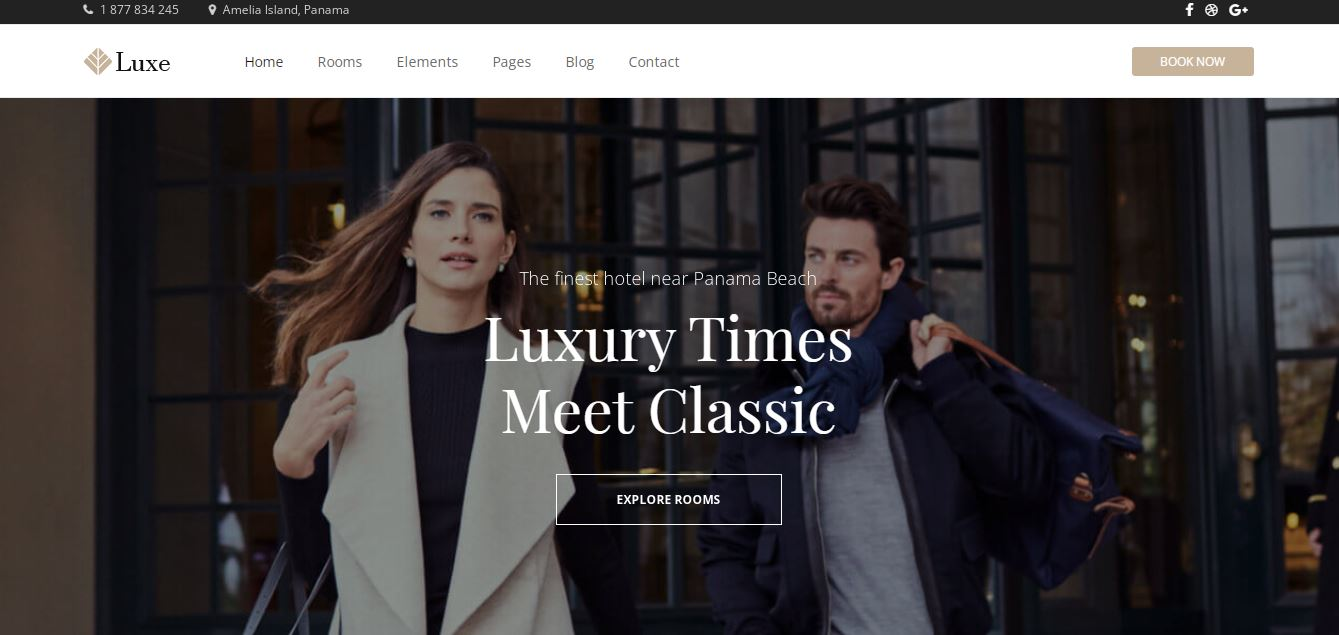 hotel luxe efine yourself in the accommodation field